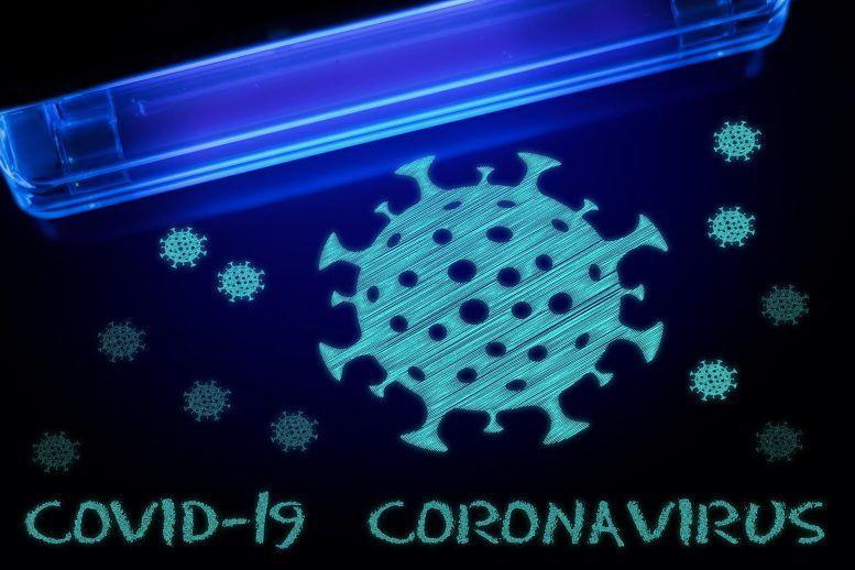 Luz germicida para luchar contra el coronavirus en tu negocio - Foto nº 1